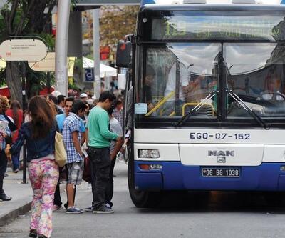 '65 yaş ve üstü otobüse bedava binemesin' kampanyası
