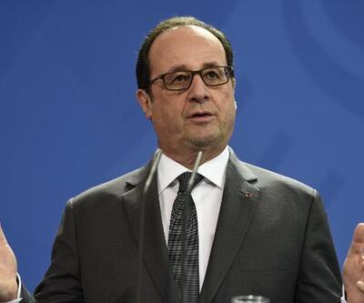 Hollande'dan Musul operasyonuyla ilgili önemli açıklama