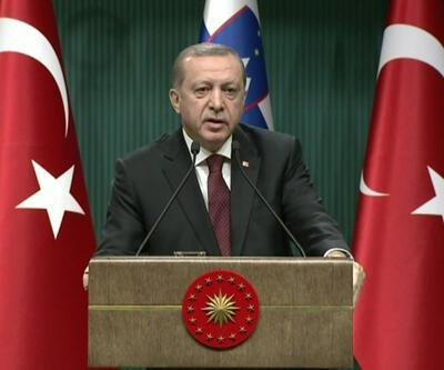 Son Dakika Anayasa değişiklik teklifi Cumhurbaşkanı Erdoğan'a gönderildi