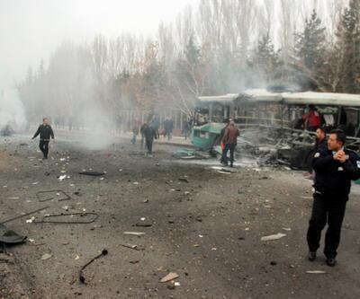 Kayseri saldırıyla ilgili 1 kişi Diyarbakır'da gözaltına alındı