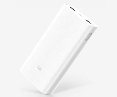 Xiaomi'den 20.000 mAh Quick Charge 3.0 güç kaynağı geldi!