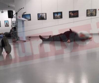 İşte Rus Büyükelçisi'ni vuran suikastçi