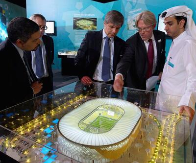 Katar Dünya Kupası'na hazırlanıyor