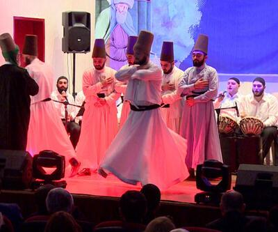 Metris Cezaevi'nde sema gösterisi ve konser