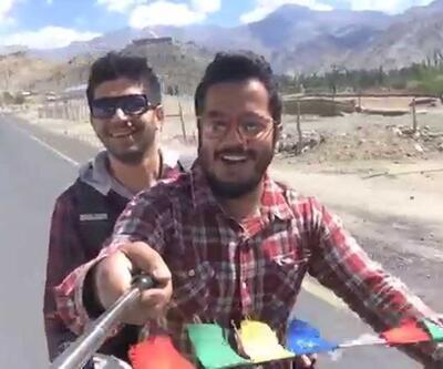 'Selfie' çekmek Hindistan'ı öldürüyor