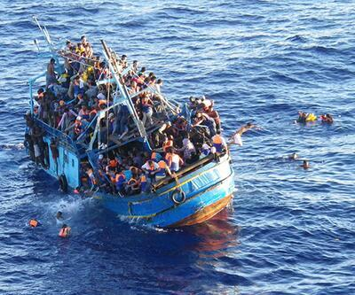 Akdeniz'i geçen mülteci sayısında dramatik düşüş