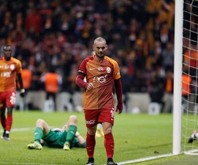 Arena'da Sneijder'in gecesi: 5-1