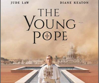 BluTV 2017'ye bomba gibi girdi: The Young Pope