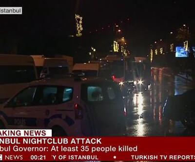 Dünya basını İstanbul'daki silahlı saldırıyı böyle gördü
