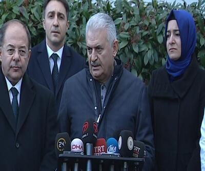 Son dakika: Başbakan Binali Yıldırım Reina saldırısıyla ilgili açıklama yaptı