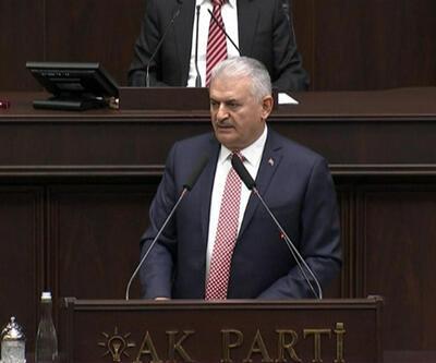 Başbakan: CHP sırtını terör örgütüne yaslamış