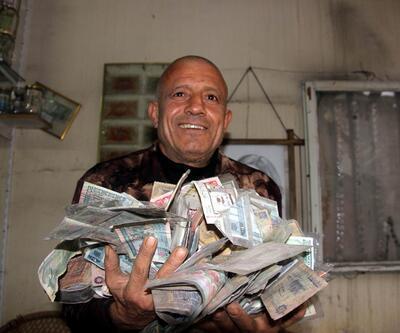 3 ton parası var, Milli Piyango'da ikramiye çıkmadığına seviniyor!