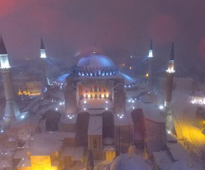 Dün gece İstanbul