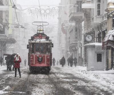 İstanbul kar yağışıyla ilgili son durum