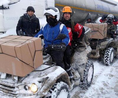 Kar, Marmara ve Ege bölgelerini esir aldı