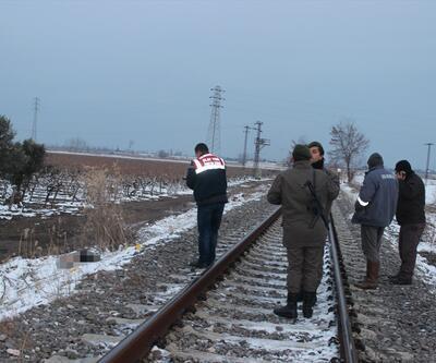 İki şüpheli ölüm. Biri demiryolunda, diğeri metruk binada