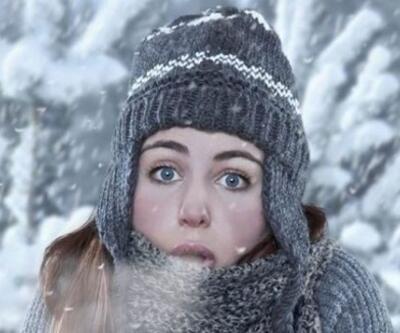 Dikkat soğuk hava yüz felcine neden oluyor