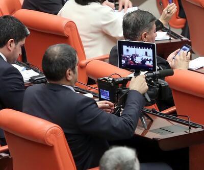 TBMM'de bir ilk. CHP'li Ali Şeker canlı yayın sistemi kurdu
