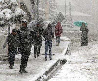 Son Dakika: İstanbul'da okullar 11 Ocak Çarşamba günü tatil edildi