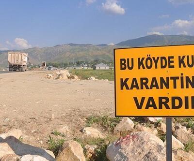 Afyon Sandıklı'da kuduz karantinası