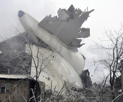 Kargo uçağı kazasını araştırmak için 2 uzman Kırgızistan'a gidiyor