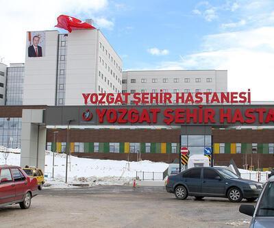 İlk şehir hastanesi Yozgat'a