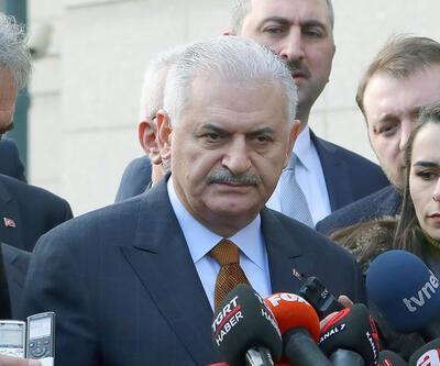 Başbakan Yıldırım: AK Parti grubu kaya gibi