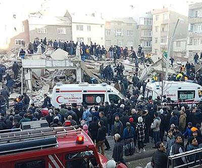 Zeytinburnu'nda çöken binayla ilgili Belediye Başkanı hakkında suç duyurusu
