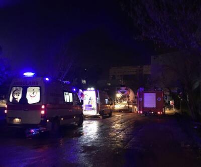 Son dakika: Akdeniz Üniversitesi'nde iskele çöktü, enkaz altında kalanlar var