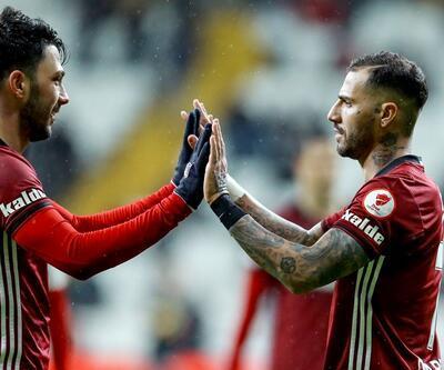 Beşiktaş'ta ilkler yaşandı