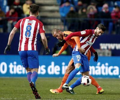 Avantaj Atletico Madrid'de
