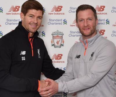 Steven Gerrard Liverpool'a geri döndü