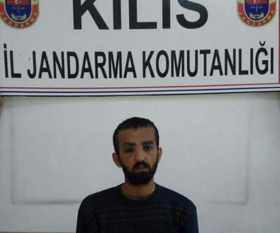 DEAŞ keskin nişancısı Kilis'te yakalandı