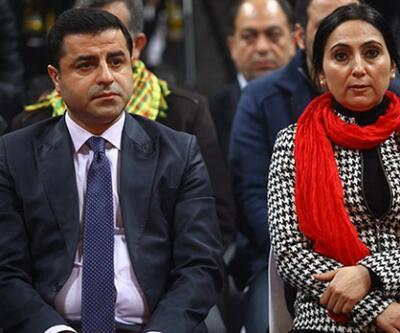 HDP'den Yargıtay'a Demirtaş ve Yüksekdağ sorusu