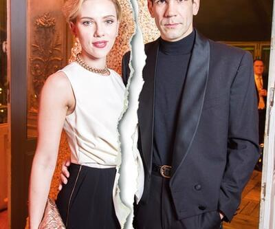 Scarlett Johansson boşandı