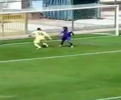 Türkiye'yi sallayan trajikomik gol