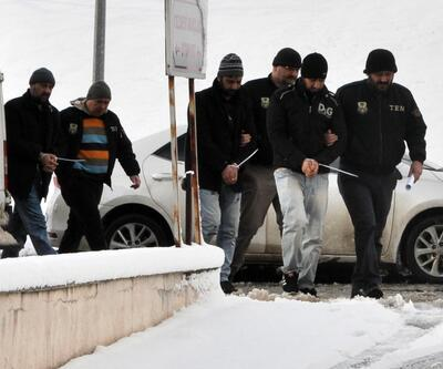 3 DEAŞ bombacısı Samsun'da yakalandı