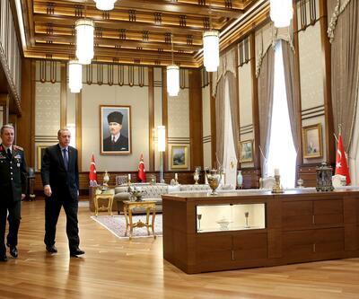 Erdoğan, Genelkurmay Başkanı Akarhttp://www.cnnturk.com/ekonomiekonomi39;ı kabul etti