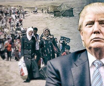 Suriye'den Trump'ın 'güvenli bölge' açıklamalarına ilk tepki