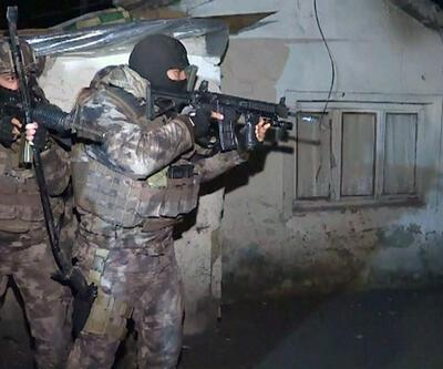 Gaziosmanpaşa'da büyük uyuşturucu operasyonu