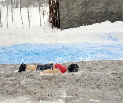 Kardan Aylan bebekle Ümran'ı yaptı