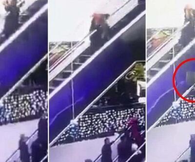 AVM'nin merdivenlerinden düşen bebek hayatını kaybetti