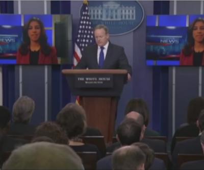 Beyaz Saray'da sanal basın toplantısı