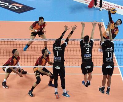 Galatasaray çeyrek finale çıktı