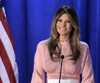 Melania Trump Beyaz Saray'a taşınıyor