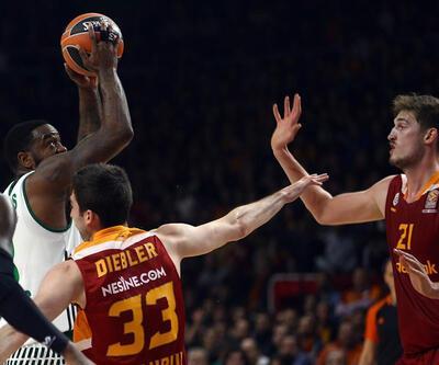 Galatasaray Abdi İpekçi'de yenildi