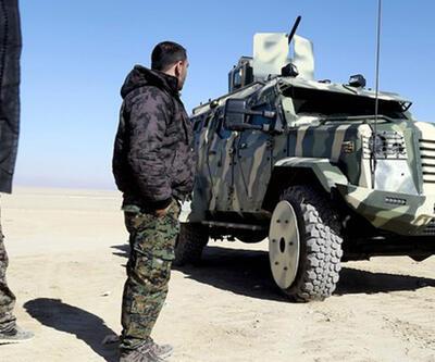 Kanadalı şirketten YPG'ye zırhlı araç