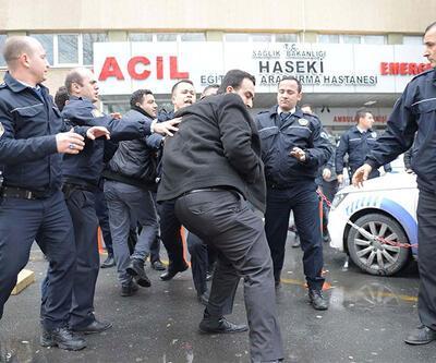 İstanbul'da otopark kavgası: 1 ölü, 1 yaralı
