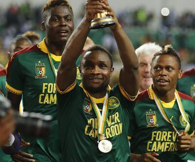 2017 Afrika Kupası şampiyonu Kamerun oldu