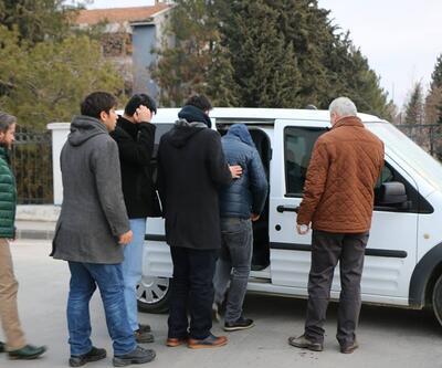 Adıyaman'da FETÖ operasyonu: 23 gözaltı